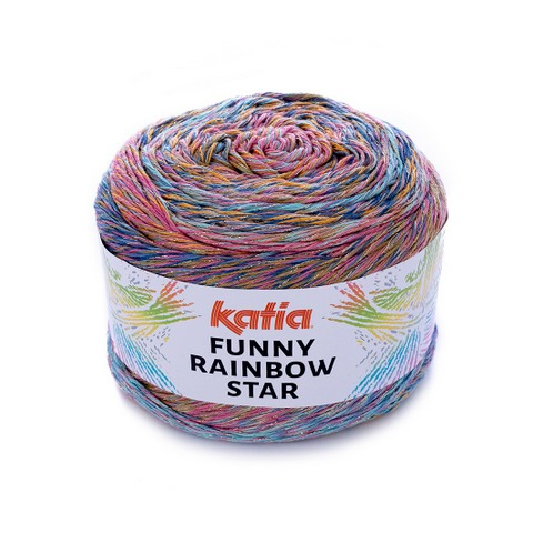 Funny Rainbow Star 202